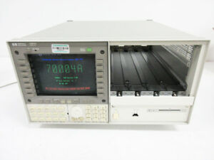 Hp 70004a With Signal Gating Keypad Sn 3746a07937 Agilent