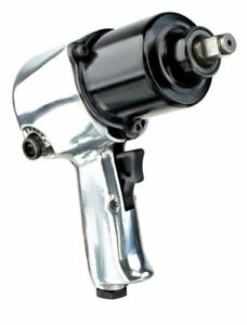 Kawasaki 840781 1 2 Inch Air Impact Wrench Twin Hammer 5 Speed 5000 Rpm 5 10cfm