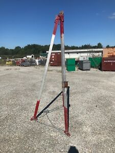 Dbi sala Man Extractor Model Number 1850 077 Confined Space 9 Tripod
