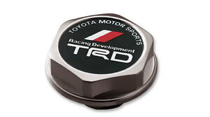 Genuine Trd Toyota Racing Development Oil Cap For Toyota Scion Lexus New Oem