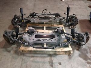 05 13 Corvette C6 Front Rear Suspension Control Arms Axles Calipers Aa6342