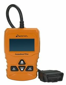 Actron Cp9660 Pocketscan Plus Abs obd Ii can Scan Tool Code Readers Scanners