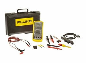 Fluke 88 V a Kit Automotive Multimeter Combo Multimeters Test Meters Detectors