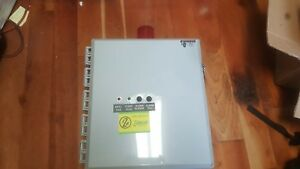 Zoeller 10 0884 Rev a Single Phase Duplex Control Panel W Alarm