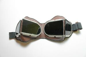 Welding Cutting Welders Safety Goggles Glasses Type G 3 Ussr Vintage