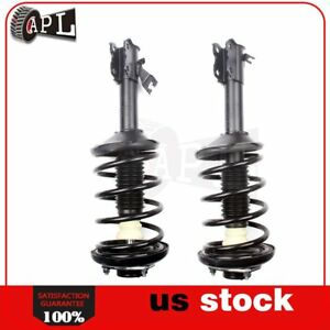 For Nissan Maxima 1995 1996 1997 1998 1999 Front Pair Shocks W Coil Springs