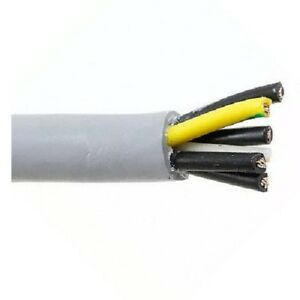 Alpha Wire 65604 16 Awg 4c 600v Unshielded Xtra Guard Flex Control Cable