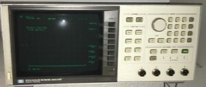 Hp agilent 8757a Network Analyzer