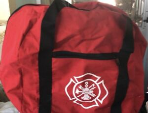 Firefighters Turnout Bag