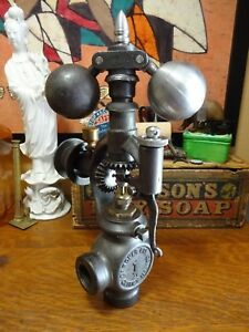 Rare Antique Gardner 1 Cast Iron Steam Engine Governor Hit Miss Regulator