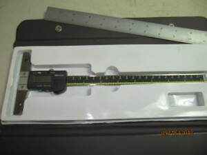 Mitutoyo Depth Absolute Digimatic Caliper 0 8 vds 8 dc New Old Stock