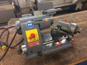 Benchtop German Made Tool Cutter Grinder From Deckel Shop