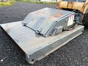 Bobcat 60 Brush Cat Universal Skidsteer Skid Steer Mower Attachment