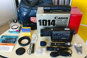canon 1014 xl s super 8 camera film tested