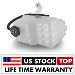 Coolant Overflow Bottle Reservoir Tank For Silverado Sierra Tahoe Escalade Yukon