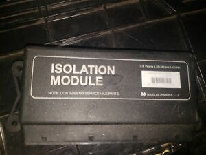 Western Fisher 4 Port Isolation Snow Plow Module