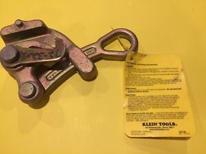 New Klein Tools 1625 20 11 11 8000lb Max Load Cable wire Puller Free Us Shipping