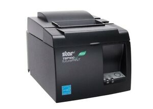 Star Micronics Tsp143iiu 39464011 Receipt Printer Usb Auto Cutter Gry