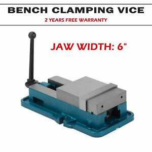 6 Precision Milling Drilling Machine Lock Down Vise Accu Lock Vise