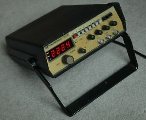 Bk Precision 3011b 2 Mhz Function Generator Fully Tested Works Great