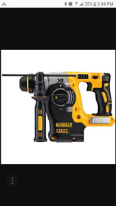 New Dewalt Dch273b 20v Maxxr Brushless Sds plus 1 Rotary Hammer Drill Tool Only
