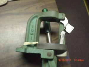 RCBS Rock Crusher reloading press With dies and shell holder for 30-06