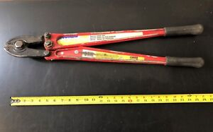 H k Porter 24 Series 2000 General Purpose Center Cut Bolt Cutter