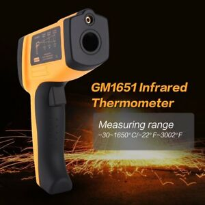 Benetech Digital Lcd Infrared Thermometer Temperature Meter Tester Non Contact R