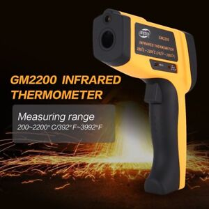 Benetech Digital Lcd Infrared Thermometer Temperature Meter Tester Non Contact M