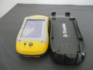 Trimble Geoxt 46475 30 Geoexplorer Ce With Base 46502 00