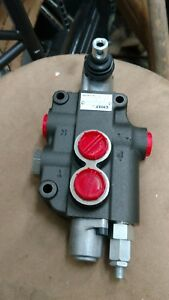 Chief Hydraulic Log Splitter Control Valve P80 cv1 a1 Skz1