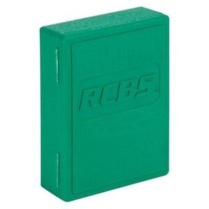 RCBS Die Storage Box Green $17.99