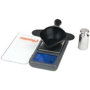 Lyman Pocket Touch 1500 Scale Kit with Powder Pal Funnel Pan & Handy Scoop