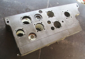 Monarch 10ee Toolroom Lathe Bare Apron Casting Case Hand Scraped Ee 3514