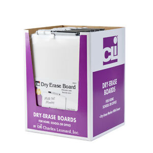 Dry Erase Boards With Frames 12pk Includes Marker W Eraser