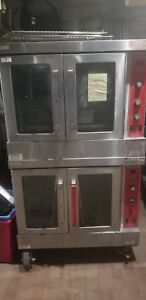 Vulcan Ng sg4d 1 Convection Oven Double Stack Gas