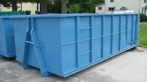 20 Yard Hooklift Rolloff Dumpster Containers