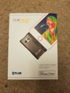 New Sealed Flir One Thermal Imaging Camera For Ios gen 3