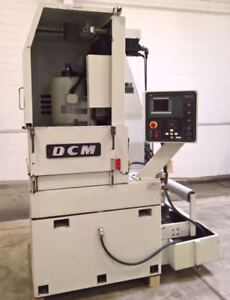 Dcm Ig 280 Sd Vertical Spindle Rotary Surface Grinder Lmc 45288