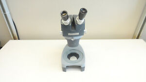 L11 American Optical Ao 570 0 7 To 4 2x Stereozoom Microscope W eyepieces