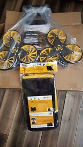Upcart 100 Lb Capacity All terrain Folding Dolly With Bag new In Box
