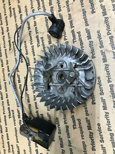 Wacker 1035 L3 Flywheel Coil