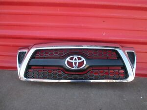 Toyota Tacoma Front Grille 05 06 07 08 09 10 11 Oem 2010 2011 2007 2008 Grill