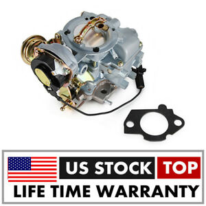 Carburetor Yfa Carter Style 1 Bbl Electric Choke Ford F150 4 9 300 250 75 85 New