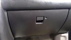 02 04 Isuzu Axiom Glove Box black