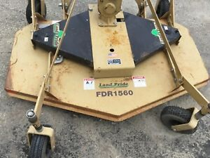 Land Pride Fdr1560 Finish Mower
