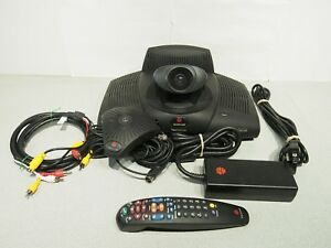 Polycom Viewstation Ex Voip Video Conference System Pn4 14xx Tested And Working