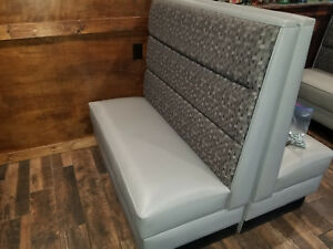 Restaurant Booth Seating By Seating Masters 19 Available 48 Tall 48 Long