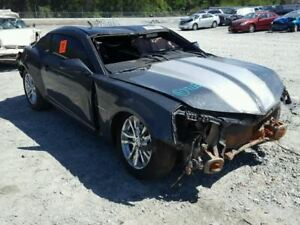 Automatic Transmission 6 Speed Ls Opt Myb Fits 15 Camaro 243443