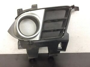 11 12 13 14 Acura Tsx Right Front Lower Bumper Grille Foglight Cover Used Oem